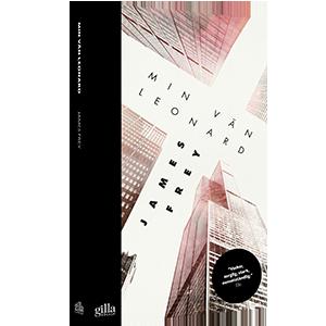 Book cover design Min Vän Leonard