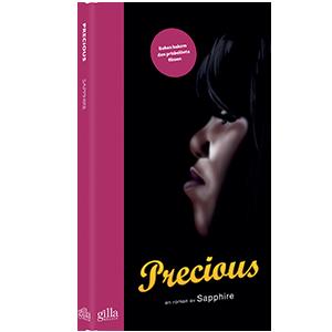 Book cover design Precious
