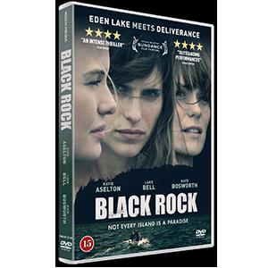 DVD design Black Rock
